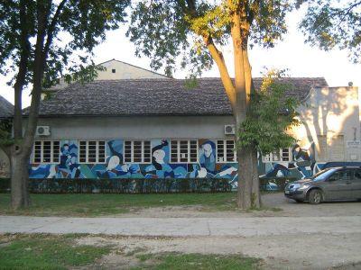 Petrovardin, sportski centar, 2012 god.