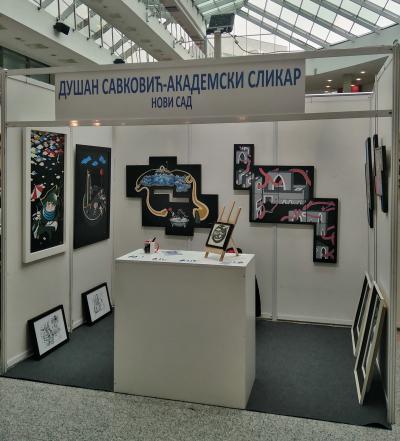 Art Expo 2020 Novi Sad